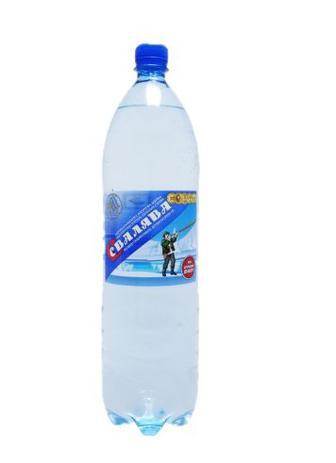 Вода Свалява мінеральна 1,5 л