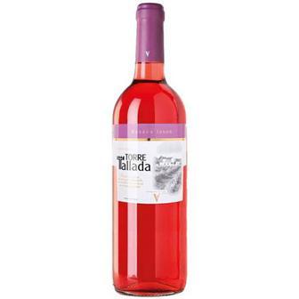 Скидка 32% ▷ Вино Torre Tallada рожеве сухе 0,75