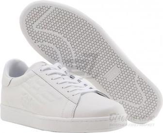 Кеди EA7 Emporio Armani Classic sneakers 248028-00010 р. 5 білий