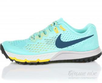 Кросівки Nike Air Zoom Terra Kiger 4 880564-300 р.6,5 зелений