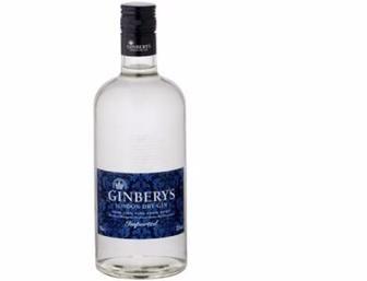 Джин Ginbery's, 1 л