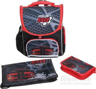Рюкзак шкільний Автомобіль