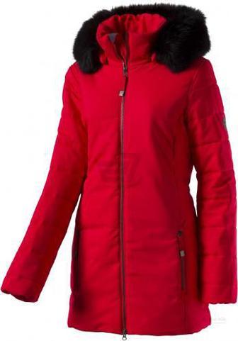 Пальто McKinley Argo wms 280792-260 34 червоний