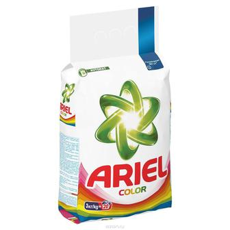 Пральний порошок Ariel, 3/6 кг
