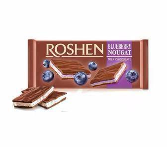 Шоколад молочний Рошен 90 г