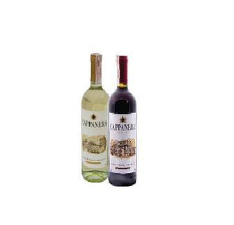 Скидка 33% ▷ Вино Амабіле Біанко, Россо біле,червоне напівсолодке Каппанера 0,75 л