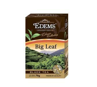Чай чорний крупнолистовий Edems 70 г