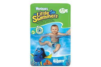 Підгузки-трусики для плавання Huggies Little Swimmers 3-4 (7-15 кг) 12 шт./уп