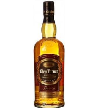 Виски Глен Тернер односолодовий 0,7 л 40,00%