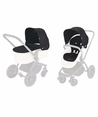 Аксесуари для коляски Movix Necessity Pack - слонової кістки Mothercare