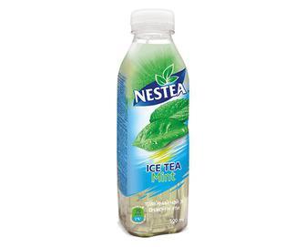Чай холодний Nestea трав'яний зі смаком м'яти, 0,5л
