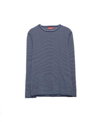 Смугастий светр 0367/352