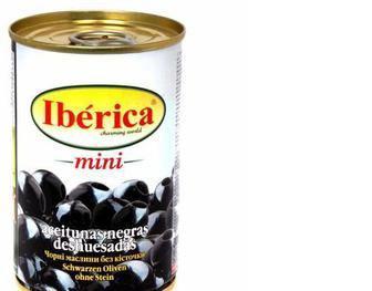 Маслини mini без кісткі ключ, Iberica, 300 г