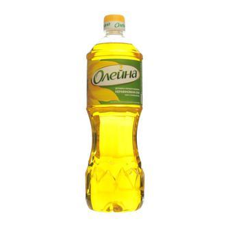 Олія соняшникова Духм'яна Олейна 0,9 л