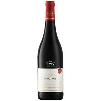 Вино KWV Pinotage червоне сухе 0,75л