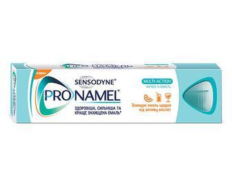 Паста зубна Sensodyne ProNamel комплексна дія, 75мл