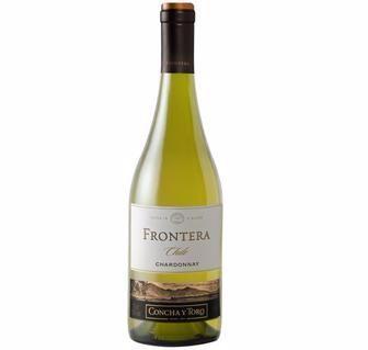 Вино VCT Frontera Chardonnay 0,75