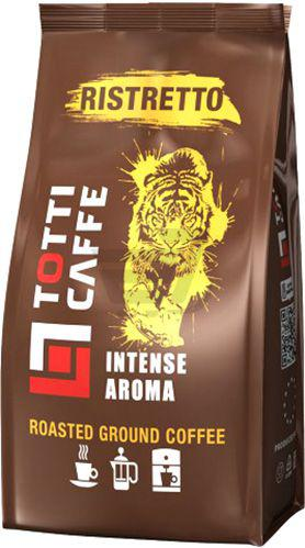 Кава мелена Totti Caffe Ristretto 250 г (8718868256324)