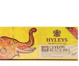 Чай Хейлис Цейлонский черн. 20 ед. мелкий