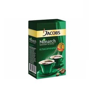 Кава мелена Jacobs Monarch 230г