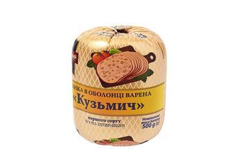 Шинка «Кузьмич», варена  Ковбасний ряд  500 г