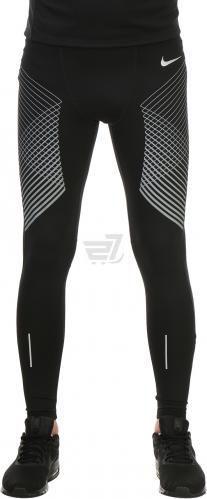 Лосини Nike Power Running Tights GX AW1718 856888-010 L чорний