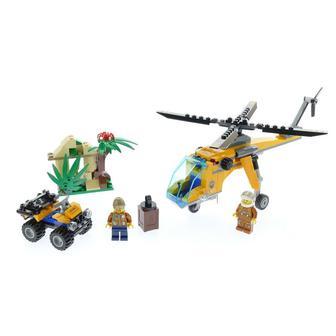 Конструктор Джунгли грузовой вертолет LEGO Jingle (60158)
