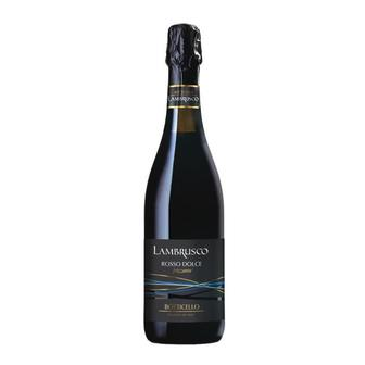 Вино Ігристе Lambrusco dell'Emilia Red Sweet чер сол. 0,75л