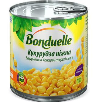 Кукурудза ніжна Bonduelle, 150 г