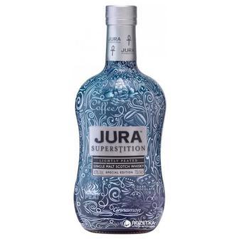 Jura Superstition Віскі солодовий, 0.7л