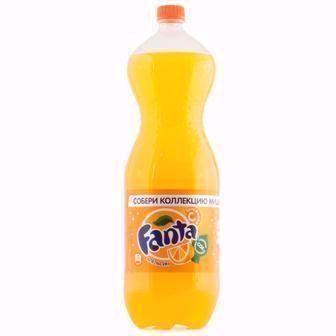 Напій безалкoгoльний сильнoгазoваний Sprite»/«Fanta 2 л