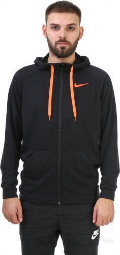 Джемпер Nike Dry Fleece Hoodie FZ AW1718 860465-011 р. L чорний