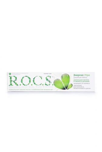 Зубная паста R.O.C.S Двойная мята 74 гр