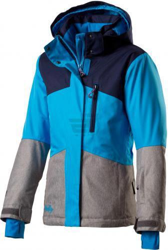 Скидка 40% ▷ Куртка Firefly Tessa gls р. 164 темно-синій 267520-900519
