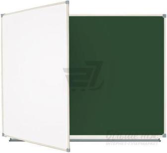 Дошка для крейди ТСО Комбі 225х100 см