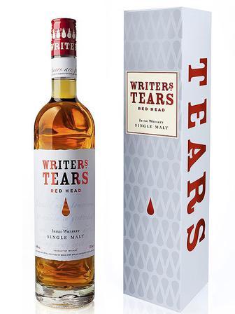 Виски Writers Tears Red Head 0.7л