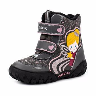 Ботинки Geox с принтом