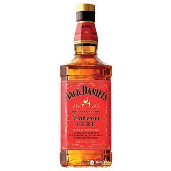 Скидка 18% ▷ Ликер Jack Daniel's Tennessee Fire 0.5 л 35%