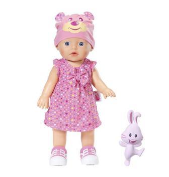 Інтерактивна лялька Вчимося ходити Mу little baby born (823484)