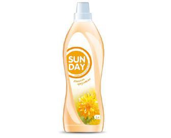 Кондиціонер для білизни Sun Day «М'якість хризантеми» 1000 мл