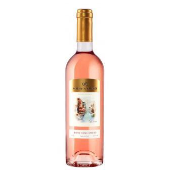 Вино біле, червоне, рожеве напівсолодке, червоне, біле сухе Соло Корсо 0,75 л