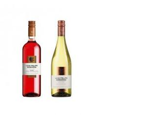Вино Чили белое/красное/розовое сухое Luis Felipe Edwards, 0,75л