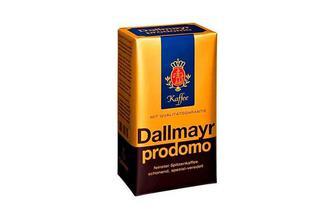 Кава Prodomo натуральна смажена мелена Dallmayr 500 г