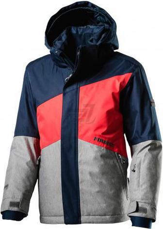 Куртка Firefly Timothy jrs 267578-904519 128 темно-синій