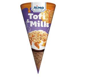 Морозиво TOFI & MILK Лімо 70г