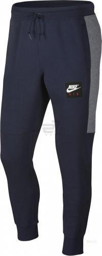 Штани Nike Nsw Jggr Air Flc M NSW JGGR AIR FLC р. M синій 886048-452