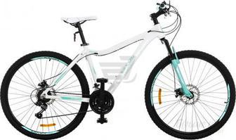 """Велосипед MaxxPro 18""""(46 см) F 200 біло-зелений"""