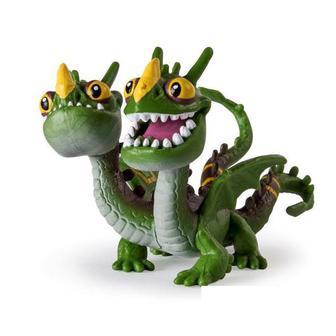 Коллекционная фигурка Барса и Вепря в боевом окрасе Dragons Как приручить Дракона 6 см (SM66551/SM66551-18)