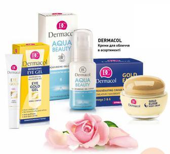 Dermacol креми для обличчя