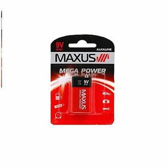 Батарейки Maxus